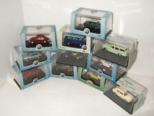 Oxford Diecast mainly Cars inc Scimitar, Jensen,XR3i, in 1:76 scale / OO Gauge