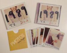 1989 D.L.X. by Taylor Swift - Cd with Polaroids 53-65 - Used but ok - Bmrbd0550A