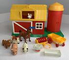 Vintage  Playworld Family Farm & Animals 1981