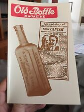 Mixer's Cancer And Scrofula Syrup;  In Old Bottle Magazine April 1983