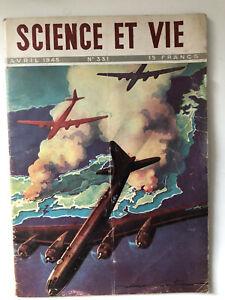 SCIENCE ET VIE Avril1945 n°331