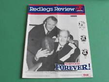 1988 Redlegs Review Norwood Football Club  D'Antiochia Kelly Menz Buckley Neave
