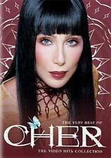 Cher - The Very Best Of Cher - The Video Hits Collection (DVD, 2004)