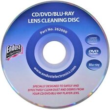 Laser Lens Endust Safely Cleans Blu-ray CD DVD  PlayStation 3 XBOX  Mac PC