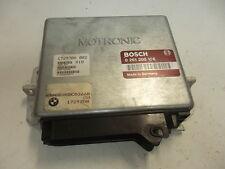Bmw e32 750i m70 motorsteuergerät unidad de control motor 0261200156