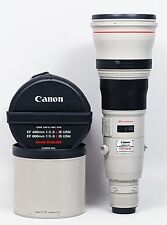 Canon EF 800mm f/5.6 EF IS L USM Lens Excellent Plus