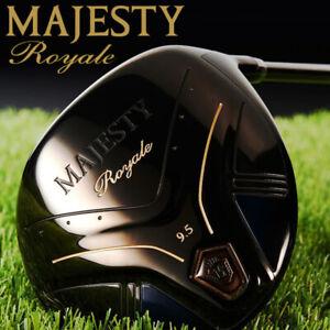 "from Japan 2021 MARUMAN Golf Japan MAJESTY Royale DRIVER 10.5deg LV540-SR 45.5"""