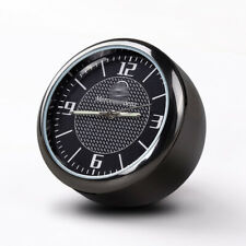 Fit For Mercedes-Benz Car Clock Refit Luminous Electronic Quartz Watch Ornament