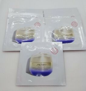 Shiseido Vital Perfection Uplifting and Firming Cream Enriched 1.5ml X 7 Sealed