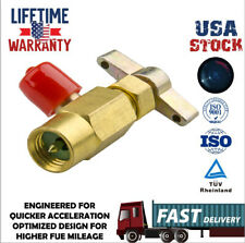 1/2 ACME Thread Adapter R-134A Refrigerant Can Bottle Tap Opener Valve Tool Top