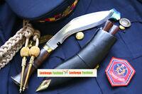 nepal police gurkha army war kukuri kukri khukuri Nepali Nepalese knife