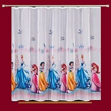 Luxury Disney SNOW WHITE Net Curtain Slot Top 225cm x150cm