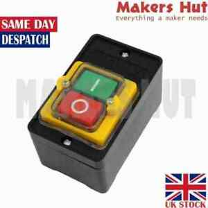 ON/OFF Waterproof / Oil Proof - Push Button Switch 10A 380V AC KAO-5
