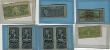 8 Vintage Washington, Dc transit tickets