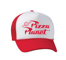 Pizza Planet Foam Trucker Mesh Hat adjustable fits most adults