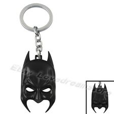 Justice League The Dark Knight Rises Batman Mask Metal Key Ring Chain
