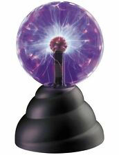 "Can You Imagine 8"" Plasma Ball Party 360 Novelty Lighting Globe in Glass Sphere"