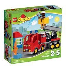 LEGO 10592 Duplo Fire Truck 26 Pieces Lego Block Toy