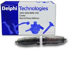 Delphi Center Rack & Pinion Bellows for 2005-2006 BMW 330i - Kit Steering ar