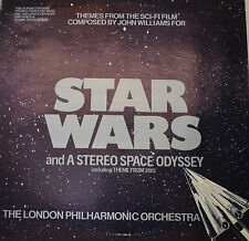 "OST - SOUNDTRACK - STAR WARS AND A STEREO SPACE ODYSSEY - WILLIAMS 12"" LP (M56)"