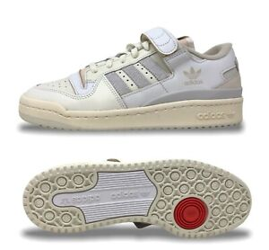 Adidas Forum 84 Low Mens Retro Lifestyle Shoes Orbit Grey/Natural G55365 (NEW)