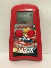 Bill Elliot NASCAR Racing Konami LCD Handheld Game 1989