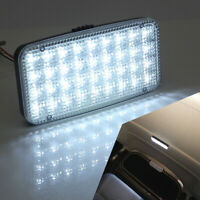 Car Ceiling Dome Roof Interior White 12V 36-LED Rectangle Light Reading Lights