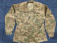 US Army OCP - Multicam Uniform Top - Large/Long - Flame Resistant - Rip Stop