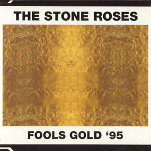 The Stone Roses Fools Gold '95 CD Silvertone Records 1995