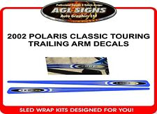 2002 POLARIS Classic Touring EDGE IFS Trailing Arm Decals graphics reproduction
