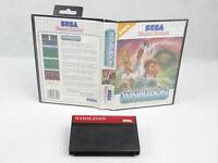 Wimbledon Sega Master System No Manual PAL