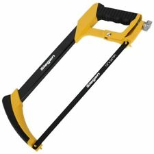 Stag Tools STA125 Flat Steel Mini Junior Hacksaw Garage Workshop Hand Tool
