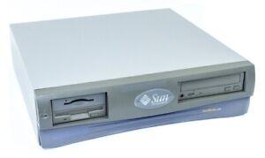 SUN BLADE 100 380-0466-01 ULTRASPARC IIe 500MHz 256MB 2x HDD