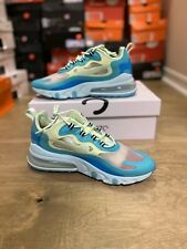 Nike Air Max 270 React Men's Shoes Jade Frosted Spruce Size 8 NEW AO4971-301