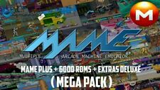 MAME 32 18GB ROMS + 6000 ARCADE GAMES 6000 'Working' Arcade Games - PC GAMES-