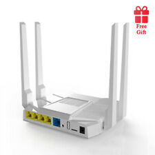 4G LTE Router AT&T T-Mobile 1200Mbps  Home Wireless WiFi Hotspot Long Coverage