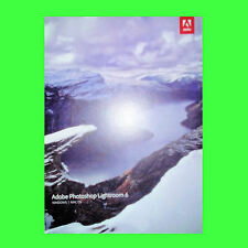 Adobe Lightroom 6 Mac/Windows-Neu & Verpackt