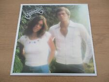 Carpenters ‎– Horizon  Vinyl LP Album UK 1975 Pop Rock    A&M RECORDS AMLK 64530
