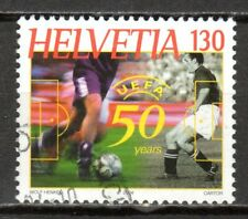 Switzerland - 2004 50 years UEFA / Soccer -  Mi. 1865 VFU