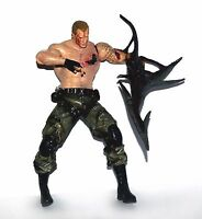 Neca Resident Evil 4 Jack Krauser Figure Action Zombie Rare Biohazard Toy