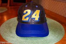 NASCAR Dupont 24 Chase Authentics JH Design Leather Cap 100-608