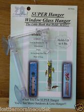 Little Super Hanger Suction Cup Window Bird Feeder Hanger Holds 4 Pounds