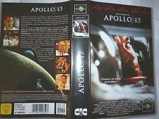 Apollo 13 - Houston, wir haben ein Problem Tom Hanks  FSK ab 6 Jahre VHS gebr.