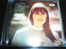 Judith Durham ( Of The Seekers ) Gift Of Song CD – NEW