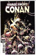 Savage Sword of Conan #1  1:25 Garney Variant