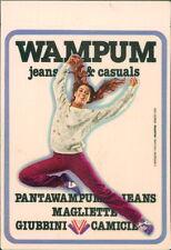 Adesivo Wampum  anni 70 stiker stikers