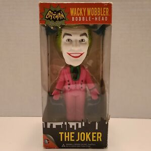 Funko DC Comics Batman Classic TV Series Wacky Wobbler Bobble-Head The Joker
