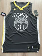 Maillot / Jersey NBA Nike Authentic Golden State Warriors Stephen Curry Size L