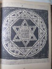 facsimile bible Manuscript codex leningrad Complete set judaica book Hebrew 3VOL