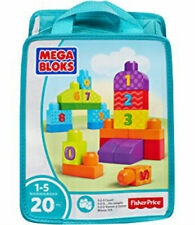Mega Bloks First Builders 1-2-3 Count! from Fisher-Price DLH85